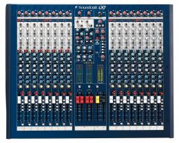 Изображение продукта SOUNDCRAFT SPIRIT LX7ii 16