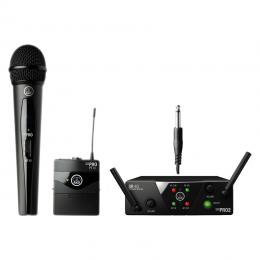 Изображение продукта AKG WMS40 Mini2 Mix Set BD US45A/C