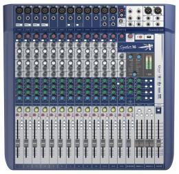 Изображение продукта Soundcraft Signature 16