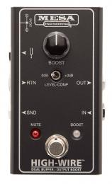 Изображение продукта MESA BOOGIE HIGH-WIRE  DUAL BUFFER  OUTPUT BOOST