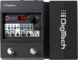 DIGITECH ELEMENT EXP MULTI-EFFECT PROCESSOR напольный гитарный процессор эффектов с педалью экспресси