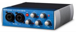 PreSonus AudioBox USB 96 аудио/MIDI интерфейс 2х2 для РС или МАС 24бит/96кГц, ПО Studio One Artist - 2
