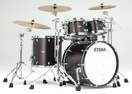 TAMA TW42RZS-WSBN STAR DRUM WALNUT SATIN BLACK WALNUT