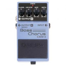 Изображение продукта Boss CEB-3 Bass Chorus  педаль для бас гитары