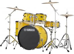 Yamaha RDP2F5MY ударная установка из 5-ти барабанов, цвет Mellow Yellow, без стоек